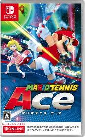 【中古】マリオテニス エースソフト:ニンテンドーSwitchソフト/任天堂キャラクター・ゲーム