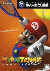 【中古】マリオテニスGCソフト:ゲームキューブソフト/マリオシリーズ・ゲーム