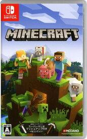 【中古】Minecraftソフト:ニンテンドーSwitchソフト/シミュレーション・ゲーム