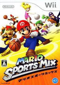 【中古】マリオスポーツミックスソフト:Wiiソフト/任天堂キャラクター・ゲーム
