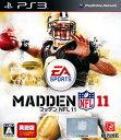 【中古】MADDEN NFL 11ソフト:プレイステーション3ソフト/スポーツ・ゲーム