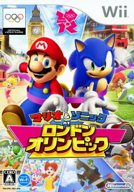 【中古】マリオ&ソニック AT ロンドンオリンピックソフト:Wiiソフト/任天堂キャラクター・ゲーム