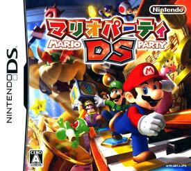 【中古】マリオパーティDSソフト:ニンテンドーDSソフト/任天堂キャラクター・ゲーム