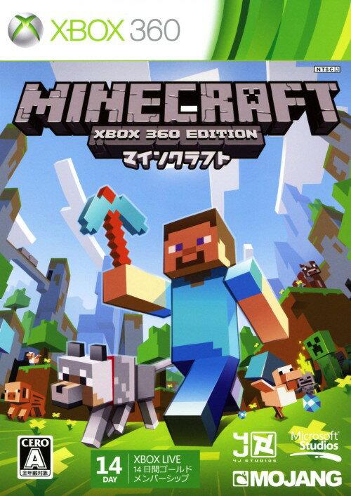 【中古】Minecraft:Xbox360 エディションソフト:Xbox360ソフト/シミュレーション・ゲーム