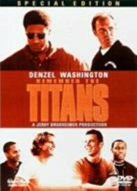 【中古】タイタンズを忘れない 特別版 【DVD】/デンゼル・ワシントンDVD/洋画青春・スポーツ