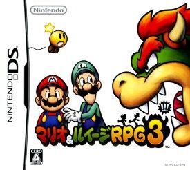 【中古】マリオ&ルイージRPG3!!!ソフト:ニンテンドーDSソフト/任天堂キャラクター・ゲーム