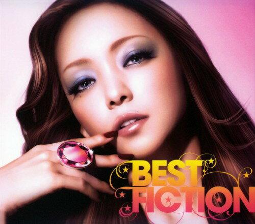 【中古】BEST FICTION/安室奈美恵CDアルバム/邦楽