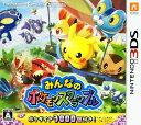 【中古】みんなのポケモンスクランブルソフト:ニンテンドー3DSソフト/任天堂キャラクター・ゲーム