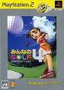 【中古】みんなのGOLF4 PlayStation2 the Bestソフト:プレイステーション2ソフト/スポーツ・ゲーム