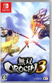 【中古】無双OROCHI3ソフト:ニンテンドーSwitchソフト/アクション・ゲーム
