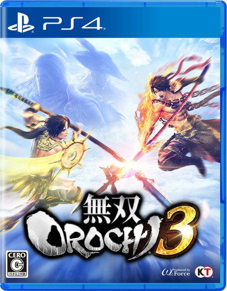 【中古】無双OROCHI3ソフト:プレイステーション4ソフト/アクション・ゲーム