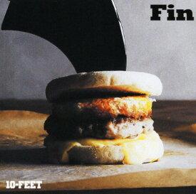 【中古】Fin(初回生産限定盤B)(DVD付)/10−FEETCDアルバム/邦楽パンク/ラウド