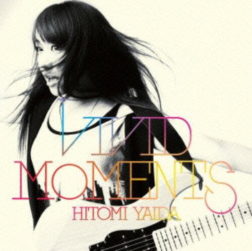 【SOY受賞】【中古】VIVID MOMENTS(初回限定盤)(DVD付)/矢井田瞳CDアルバム/邦楽
