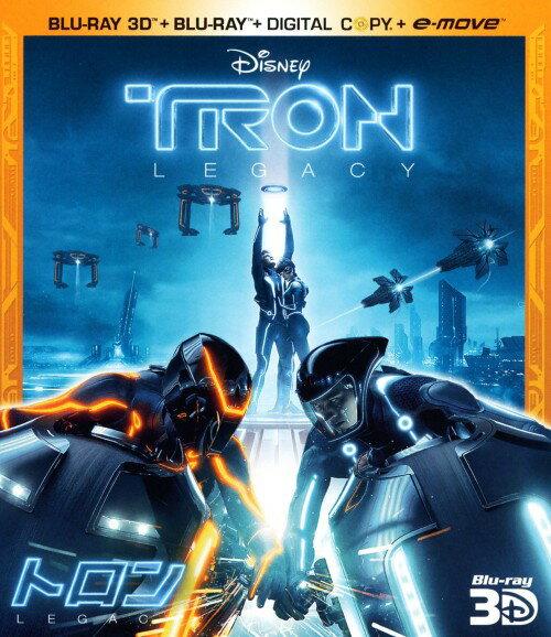 【中古】トロン:レガシー 3Dスーパー・セット/ギャレット・ヘドランドブルーレイ/洋画SF