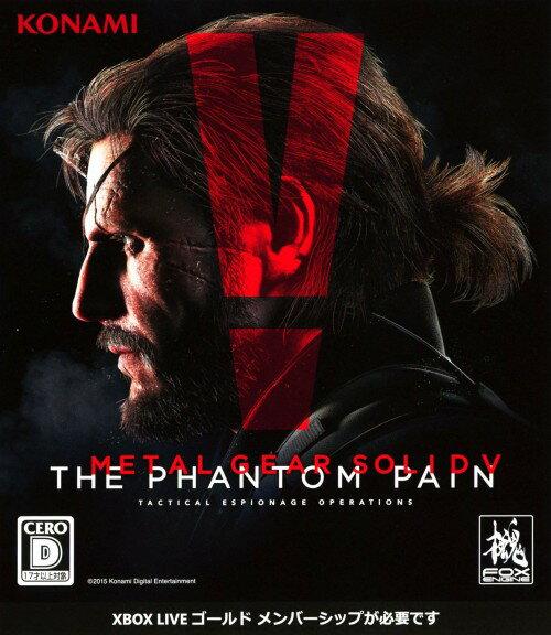 【中古】METAL GEAR SOLID5: THE PHANTOM PAINソフト:XboxOneソフト/アクション・ゲーム