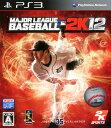 【中古】MAJOR LEAGUE BASEBALL 2K12ソフト:プレイステーション3ソフト/スポーツ・ゲーム