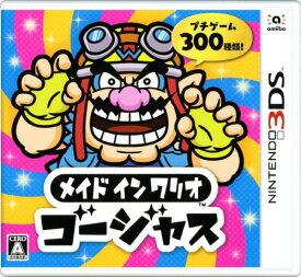 【中古】メイド イン ワリオ ゴージャスソフト:ニンテンドー3DSソフト/任天堂キャラクター・ゲーム