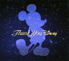 【中古】Thank You Disney/ディズニーCDアルバム/アニメ