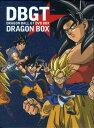 【中古】初限)ドラゴンボールGT BOX 【DVD】/野沢雅子DVD/コミック