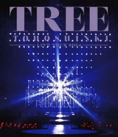 【中古】東方神起 LIVE TOUR 2014 TREE 【ブルーレイ】/東方神起ブルーレイ/映像その他音楽