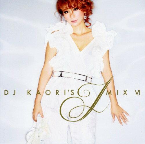 【中古】DJ KAORI'S JMIX 6/DJ Kaori