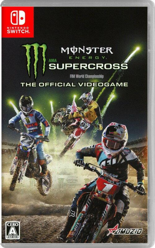 【中古】Monster Energy Supercross − The Official Videogame