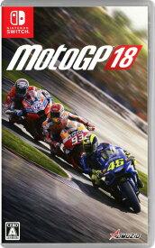 【中古】MotoGP 18ソフト:ニンテンドーSwitchソフト/スポーツ・ゲーム