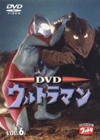 【中古】6.ウルトラマン 【DVD】/小林昭二DVD/特撮