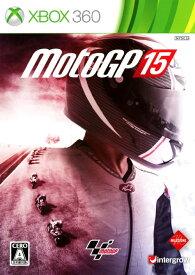【中古】MotoGP15ソフト:Xbox360ソフト/スポーツ・ゲーム