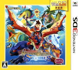 【中古】モンスターハンター ストーリーズ Ver.1.2 更新版ソフト:ニンテンドー3DSソフト/ロールプレイング・ゲーム