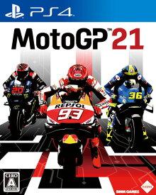 【中古】MotoGP 21ソフト:プレイステーション4ソフト/スポーツ・ゲーム