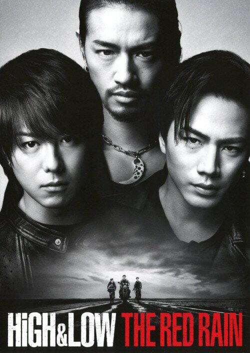 【中古】HiGH & LOW THE RED RAIN (劇) 【ブルーレイ】/TAKAHIRO