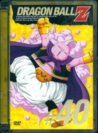 【中古】40.ドラゴンボール Z 【DVD】/野沢雅子DVD/コミック