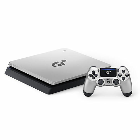 【新品】PlayStation4 グランツーリスモSPORT リミテッドエディション (同梱版)