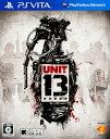 【中古】Unit 13ソフト:PSVitaソフト/シューティング・ゲーム