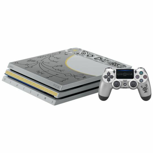 【箱説あり・付属品あり・傷なし】PlayStation4 Pro ゴッド・オブ・ウォー リミテッドエディション (ソフトの付属は無し)プレイステーション4 ゲーム機本体