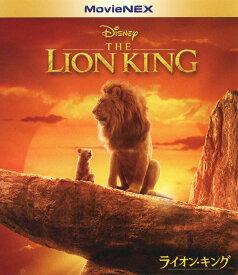 【中古】ライオン・キング (2019) MovieNEX BD+DVDセット 【ブルーレイ】/ドナルド・グローバーブルーレイ/洋画アクション
