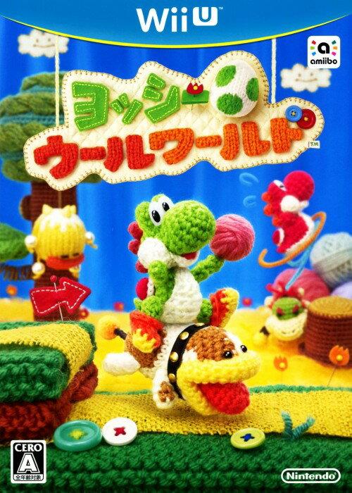 【中古】ヨッシー ウールワールドソフト:WiiUソフト/任天堂キャラクター・ゲーム