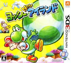 【中古】ヨッシー New アイランドソフト:ニンテンドー3DSソフト/任天堂キャラクター・ゲーム