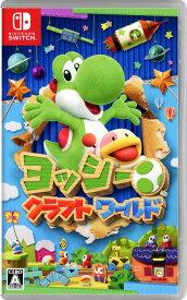 【中古】ヨッシークラフトワールドソフト:ニンテンドーSwitchソフト/任天堂キャラクター・ゲーム