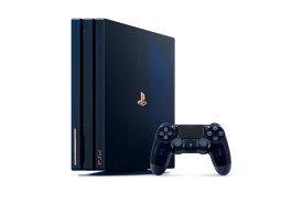 【中古・箱説あり・付属品あり・傷なし】PlayStation4 Pro 500 Million Limited Edition (同梱版)プレイステーション4 ゲーム機本体