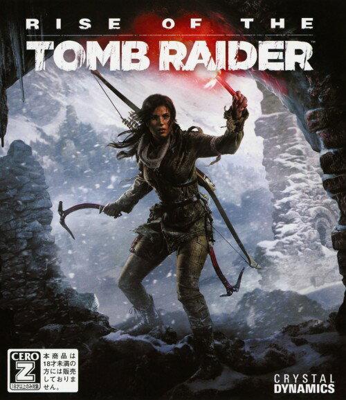 【マラソン中最大P28倍】【SOY受賞】【中古】【18歳以上対象】Rise of the Tomb Raiderソフト:XboxOneソフト/アクション・ゲーム