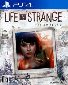 【中古】ライフ イズ ストレンジ(Life Is Strange)ソフト:プレイステーション4ソフト/アドベンチャー・ゲーム