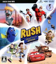 【中古】ラッシュ ディズニー/ピクサー アドベンチャーソフト:XboxOneソフト/マンガアニメ・ゲーム