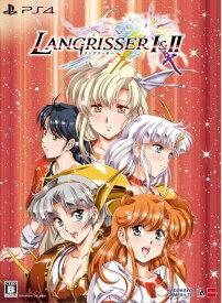 【中古】ラングリッサー I&II (限定版)ソフト:プレイステーション4ソフト/シミュレーション・ゲーム