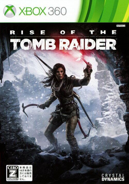 【中古】【18歳以上対象】Rise of the Tomb Raider