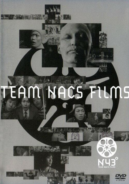 【中古】TEAM NACS FILMS N43°/戸次重幸DVD/邦画コメディ