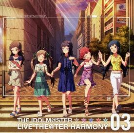 【中古】THE IDOLM@STER LIVE THE@TER HARMONY 03 アイドルマスター ミリオンライブ!/クレシェンドブルーCDアルバム/アニメ