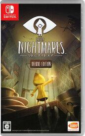 【中古】LITTLE NIGHTMARES−リトルナイトメア− Deluxe Editionソフト:ニンテンドーSwitchソフト/アクション・ゲーム