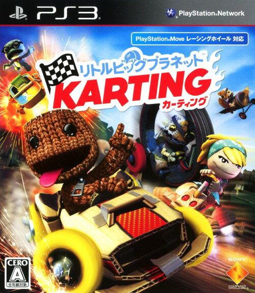 【中古】リトルビッグプラネット カーティングソフト:プレイステーション3ソフト/スポーツ・ゲーム